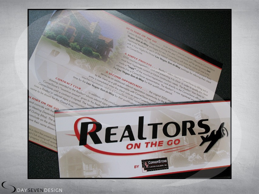 Realtors on the Go Brochure